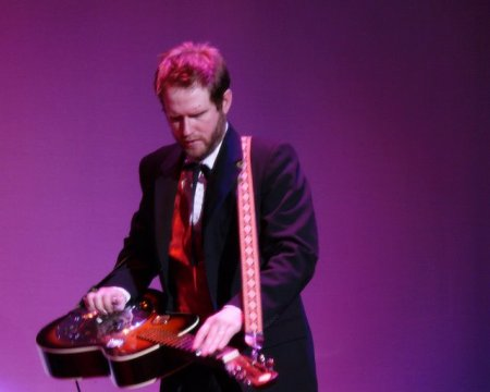 Over the Rhine, Taft Theater, Dec 20, 2008 photo courtesy of Bill Ivester